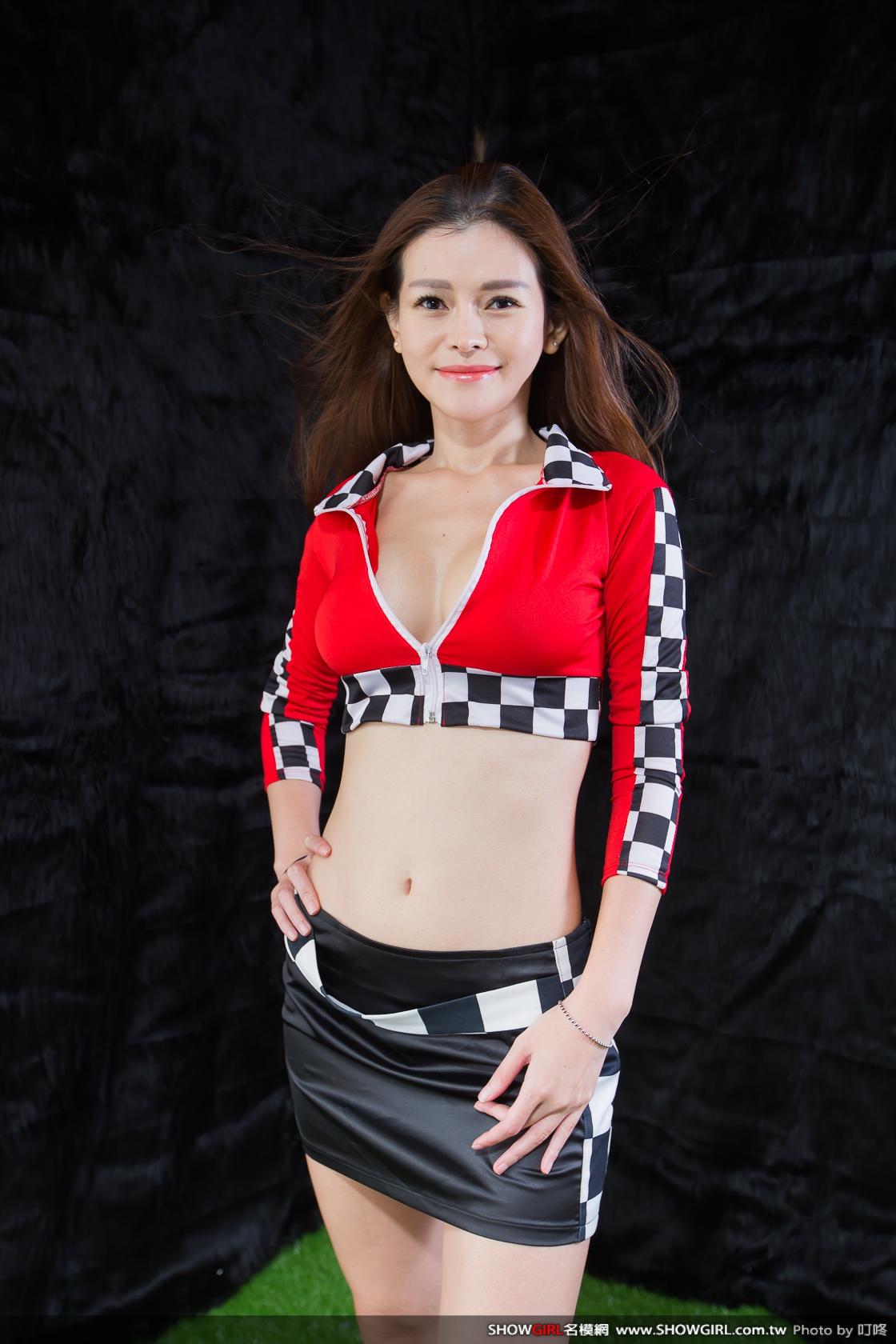 Model - Iris Liu