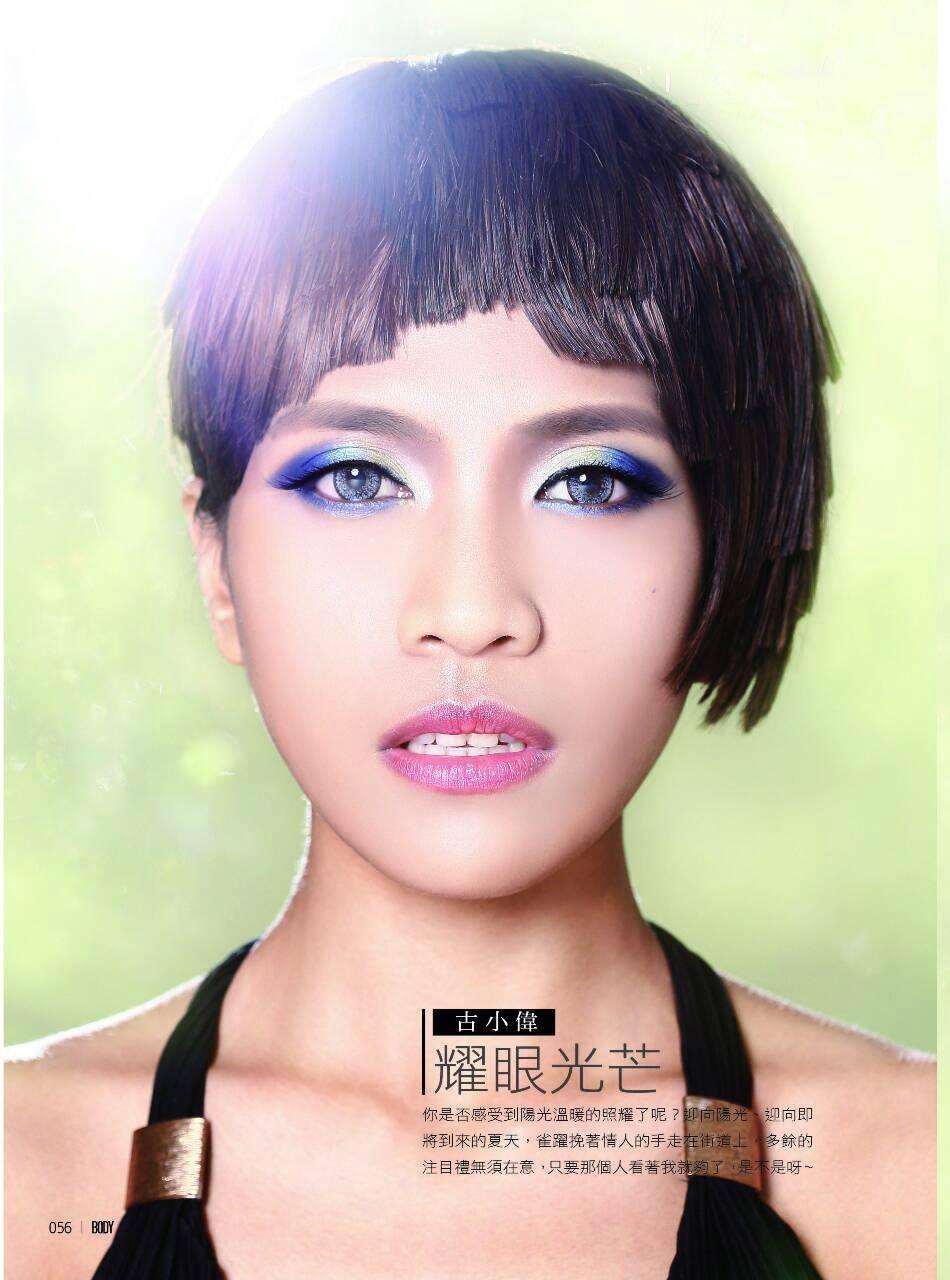 吴亚馨(Maggie Wu)-吴亚馨(Maggie Wu)-女星档案-四联图片16scan数码摄影扫图修图国画扫描原创壁纸女星档案图片技术